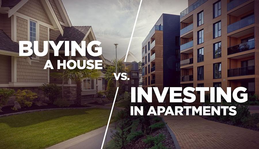 Pilih Rumah atau Apartemen via grantcardone.com