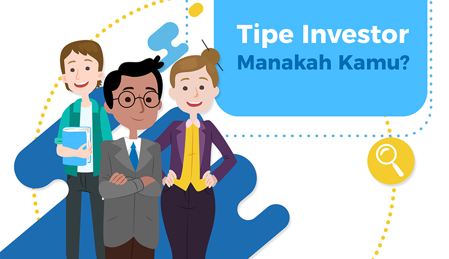 Tipe Investor Manakah Kamu? via klikcair.com