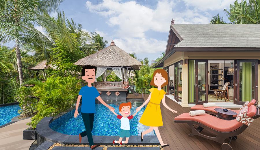 Memilih hotel untuk keluarga via coconuts.co