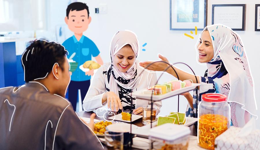 Berikut tips hemat selama bulan ramadhan ini