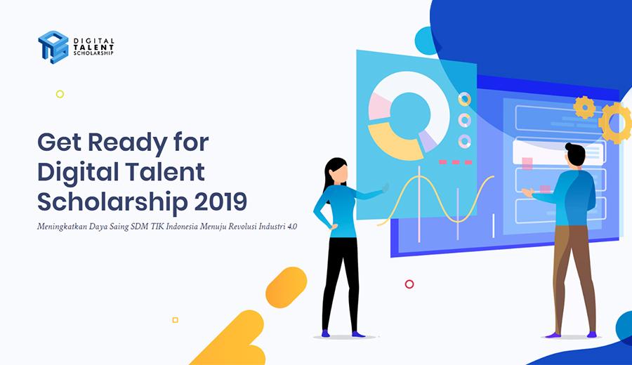 Beasiswa Kominfo Digital Talent Scholarship 2019
