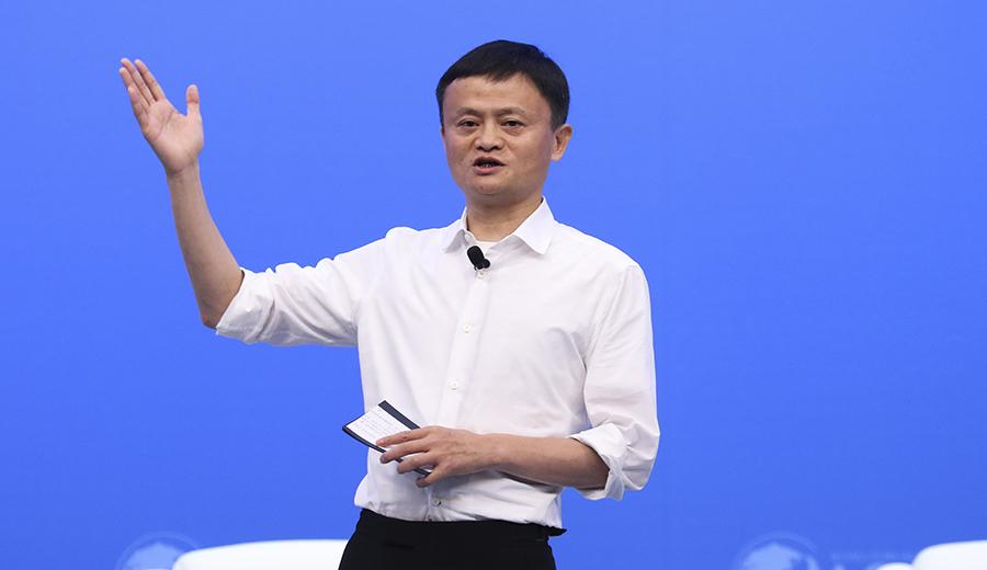 5 kunci sukses menurut Jack Ma.