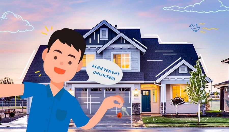 Lakukan strategi ini bagi kamu milenial yang ingin membeli rumah