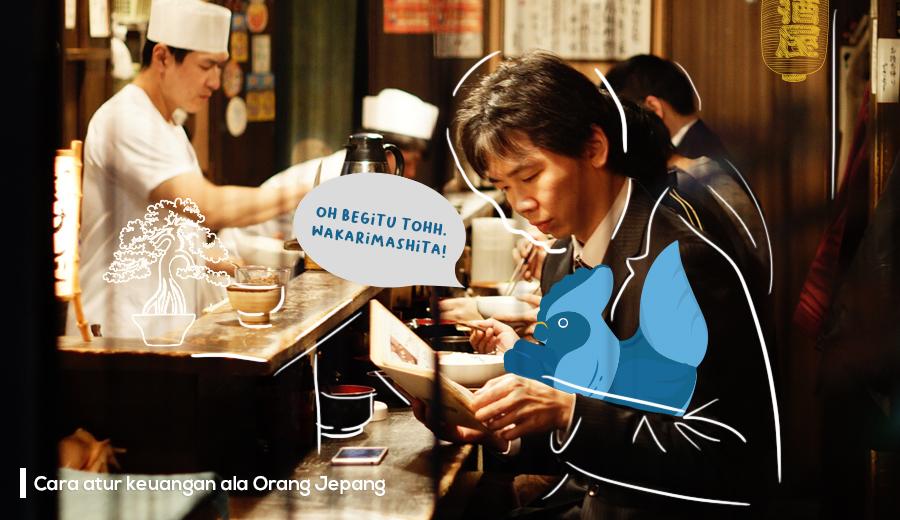 Cara mengatur keuangan ala orang Jepang