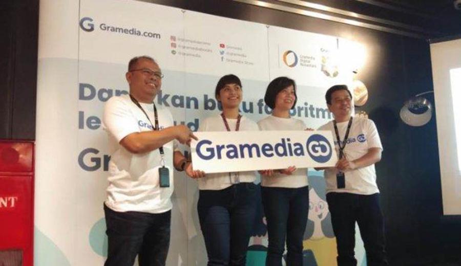 Peluncuran Gramedia Go untuk mudahkan Beli Buku