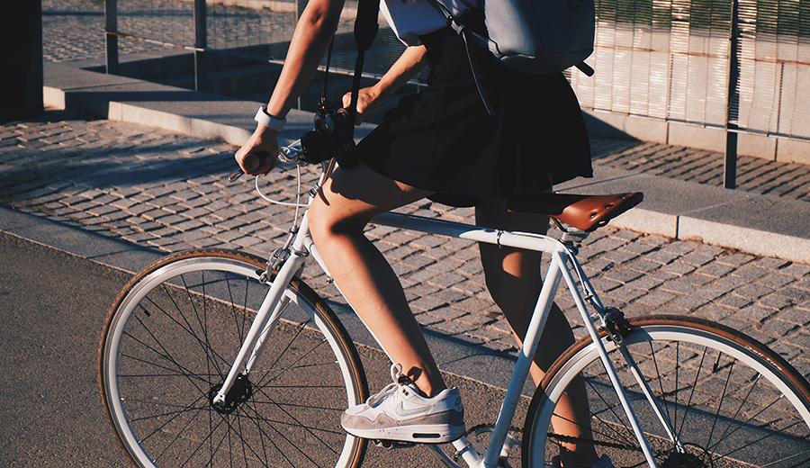 bersepeda hemat pengeluaran